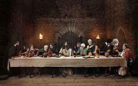 Controversial TV Spot Is 2007's Best TV Ad - The Last Supper