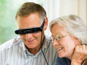 Geek Glasses For Geezers