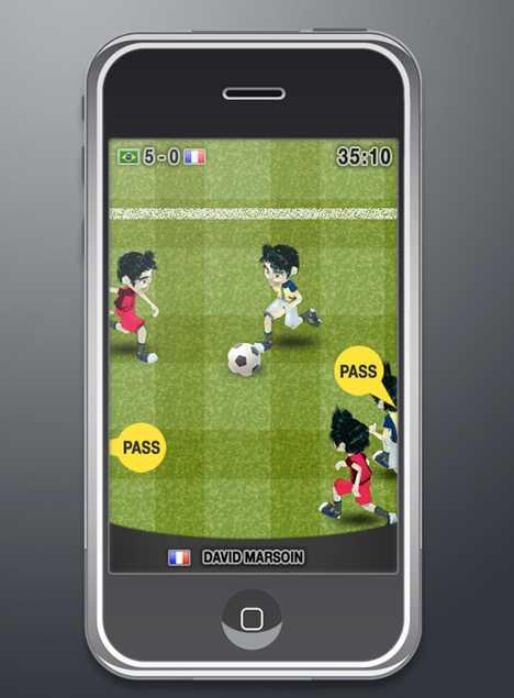 iPhone Got Game + Application SDK