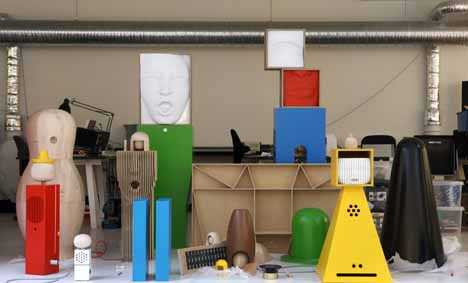 Real Musical Robots You Control Online