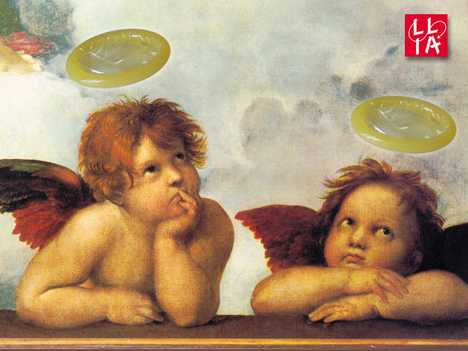 "Raphael's ""The Sistine Madonna"" For AIDS"