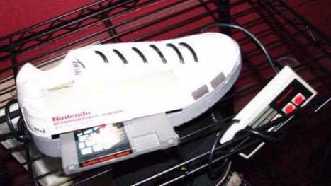 Video Game Footwear