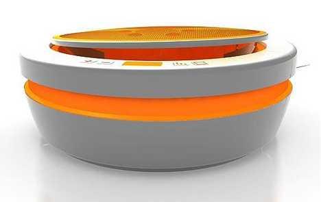 Top-Loading Microwave