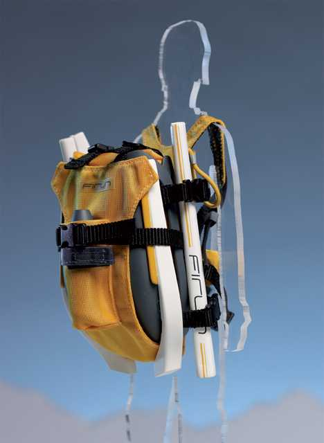 Inflatable Rescue Sleds