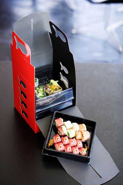 Danish Designed Japanese Food - Sticks 'n' Sushi