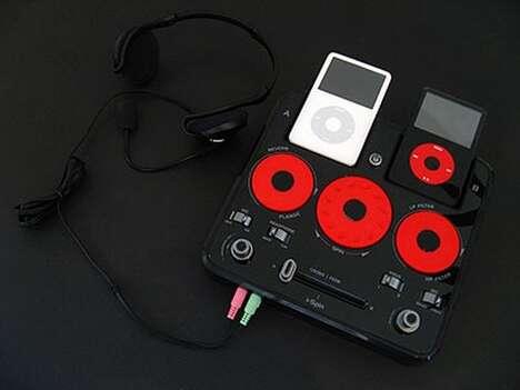 iPod Turntables