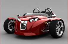 Exotic Trikes (x3) - The Cirbin V13R Power Trike