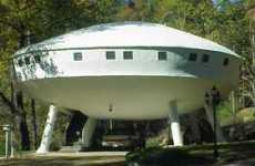Flying Saucer House