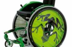 Hip Folding Wheelchair for Kids