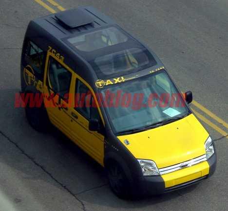 Futuristic Cabs