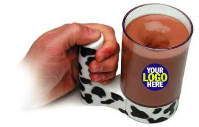 Push Button Chocolate Milk