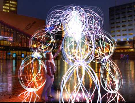 Public Interactive Art