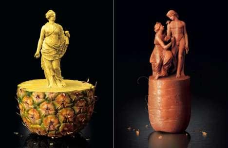 Sharp Replica Sculptures