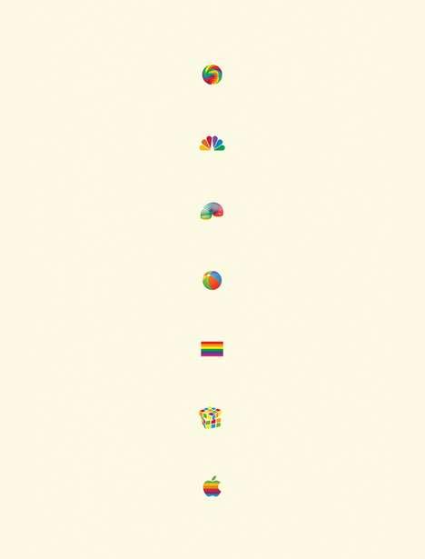 Colorful Logo Mashups