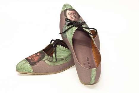 Bollywood-Inspired Footwear