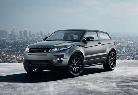 The Range Rover Evoque Victoria Beckham Limited Edition is Very Chic