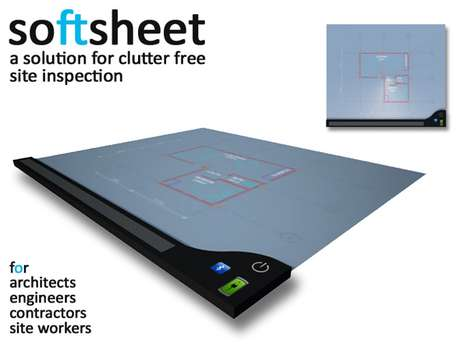 Digital Touchscreen Paper