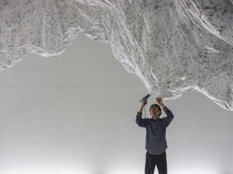 Ethereal Art Installations