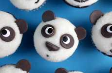 Expressive Animal Confections - Bakerella's Panda Cupcakes are the Cutest Way to Get Your Sugar Fix