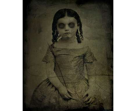 28 Creepy Children Features