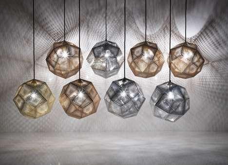 Hexagonal Prism Lighting