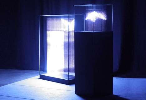 Luminous Kinetic Art Shows