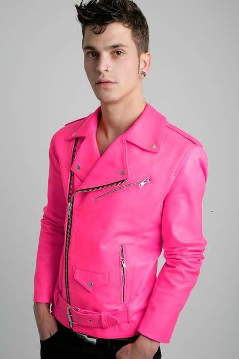 Fiercely Neon Outerwear