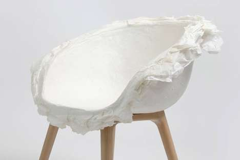 Yuhang Parchment Creations - Piao Collection Presents Creative Use of Traditional Chinese Rice Paper