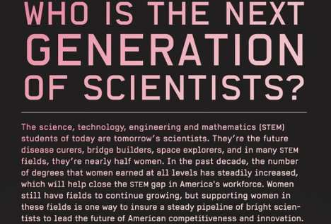 Intelligent Gender Charts - 'Who is the Next Generation of Scientists?' Poster Analyzes Orientation
