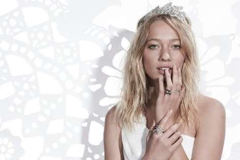 Ivory Princess Beauty Looks