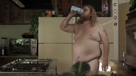Nude House Chore Commercials