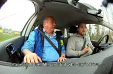 Reckless Driving Road Tests - Responsible Young Drivers Shows the Dangers of Texting and Driving