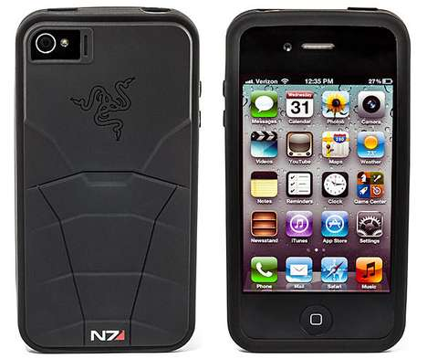 Gamer Phone Protection Gear