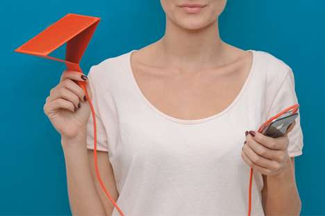 Foldable Smartphone Speakers