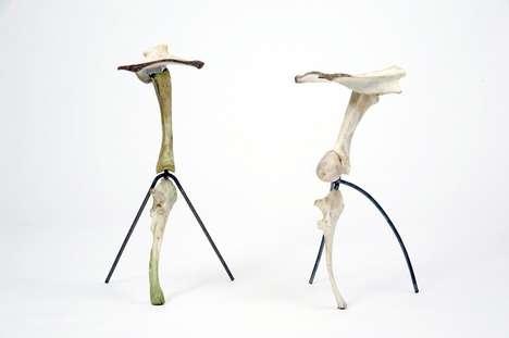 Cow Bone Seating