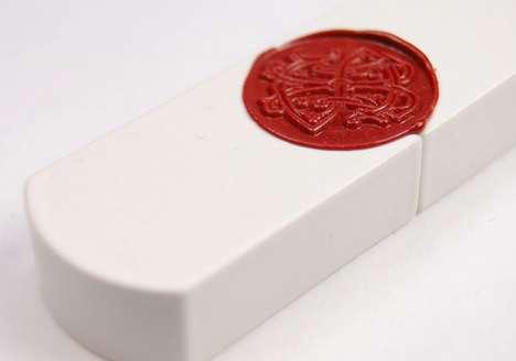 Wax Seal Flash Drives