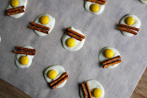 These Bacon and Egg Candies Are a Sugary Homage to the Morning Meal