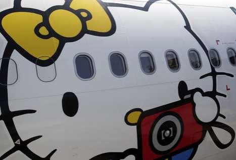 Upscale Feline Airports