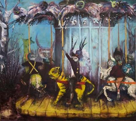 Frighteningly Fantastical Artwork