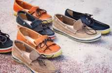Suave Suede Summer Shoes