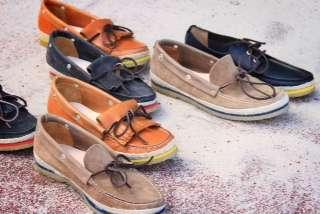 Suave Suede Summer Shoes