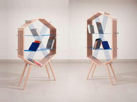 Digital Communication-Inspired Shelves