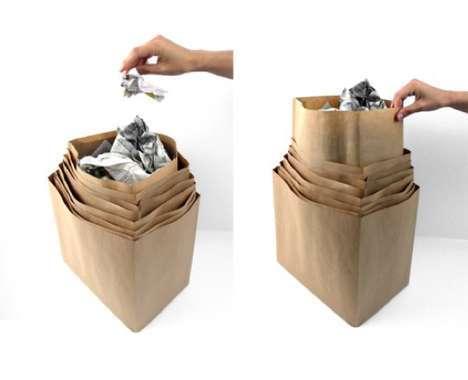 49 Stylish Trash Cans