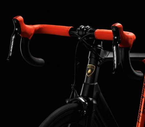 $26,000 Sportscar-Inspired Bicycles