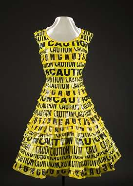 Recycled Garbage Couture