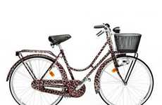 50 Style-Conscious Cycling Finds - Two-Wheelers Get a Makeover with These Chic Biking Updates