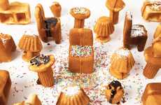 Edible Miniature Furniture