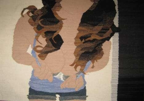 Sensuous Seductress Tapestries