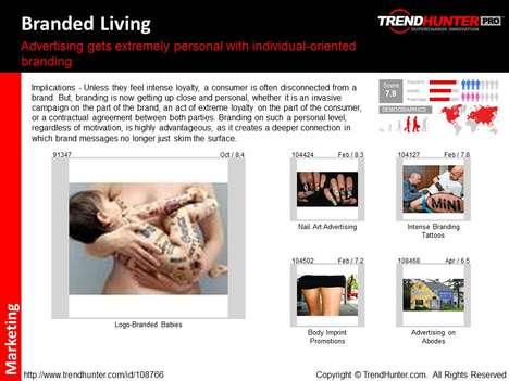 Body Art Trend Report