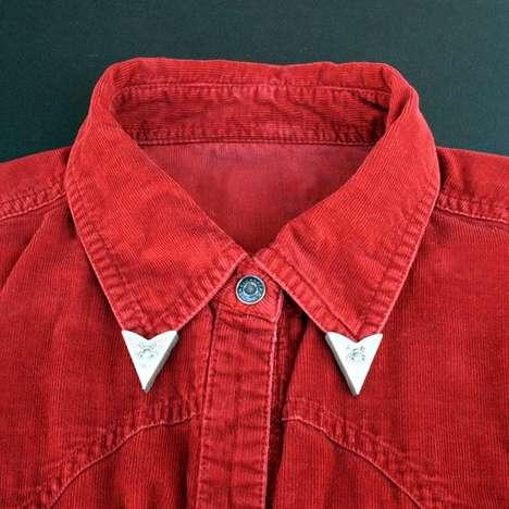 Creepy Crawly Shirt Embellishments